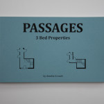 Amelia Crouch artists' book - passages